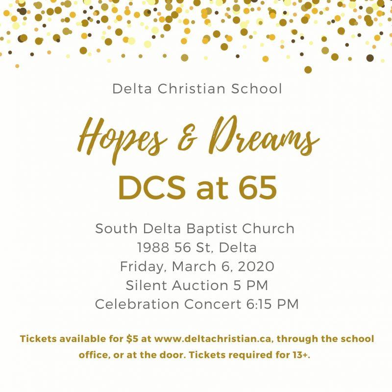 DCS Spring Event